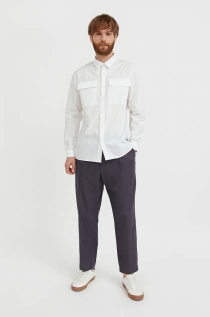 Классические брюки Finn Flare S21-21027, серый