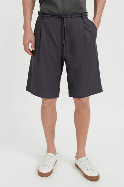 Шорты мужские Finn Flare S21-21012, серый