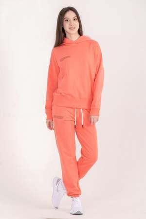 Спортивный костюм Миллена Шарм 16048,оранжевый