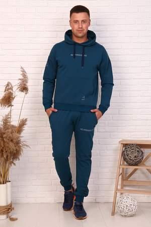 Спортивный костюм мужской Миллена Шарм 16558, синий