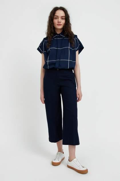 Женские брюки Finn Flare S21-14015, синий