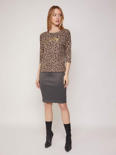Женская юбка Zolla z22031777101290M0, серый
