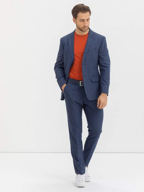 Мужской костюм Marc De Cler Ks 23549OL-182, синий, голубой