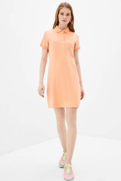 Женское платье Baon B450201, оранжевый