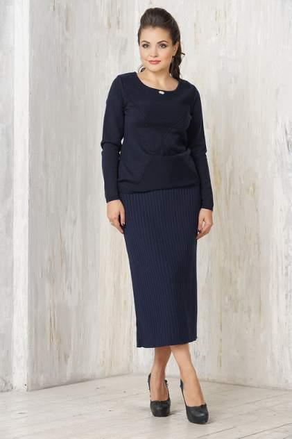 Женская юбка VAY 192-5002, синий