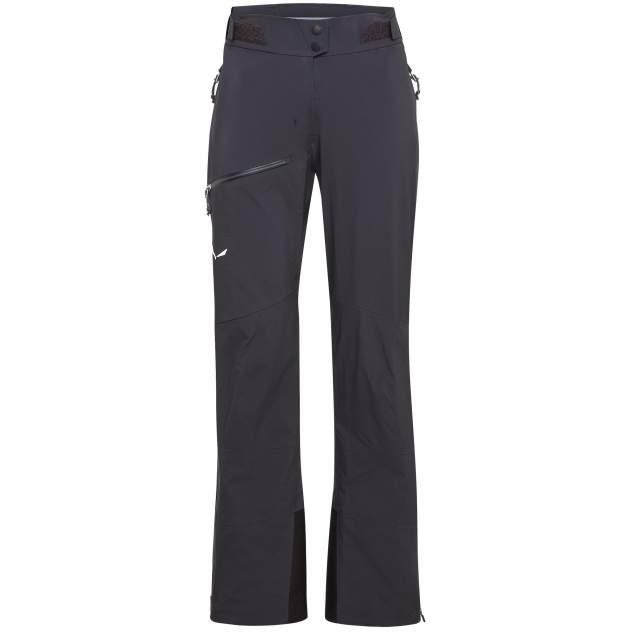 Женские спортивные брюки Salewa Ortles 3 Gore-Tex® Pro Hardshell Women's, черный