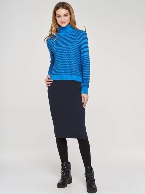 Женская юбка VAY 192-5005, синий