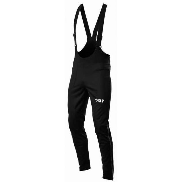 Спортивные брюки Ray Star Uni, черный, 46 EU