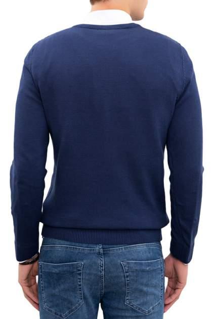 Пуловер мужской U.S. POLO Assn. G081SZ0TK0TCDUNI-BSK20 синий 52