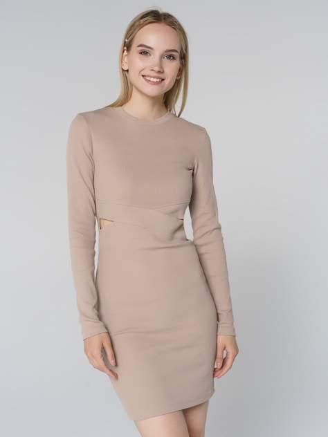 Женское платье ТВОЕ 84474, бежевый