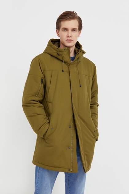 Куртка Finn Flare B21-22015, зеленый