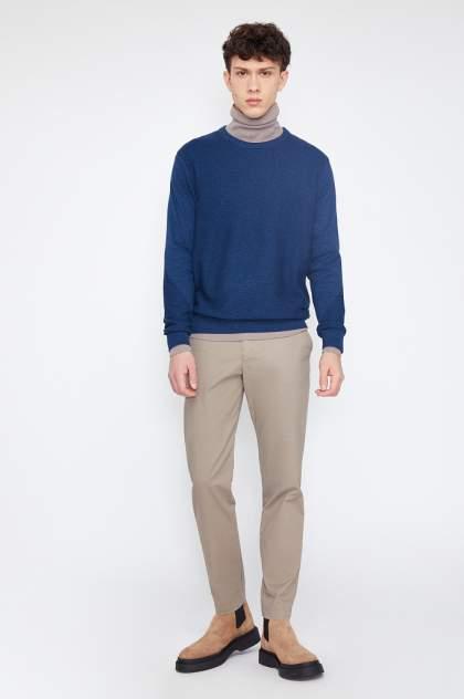 Джемпер мужской Finn Flare W20-21117 голубой 3XL