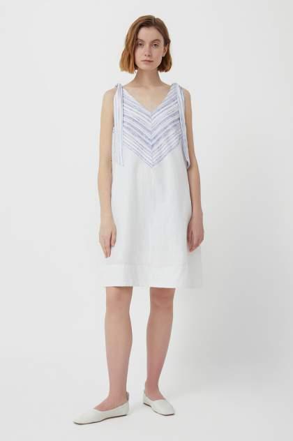 Женское платье Finn Flare S21-14039, белый