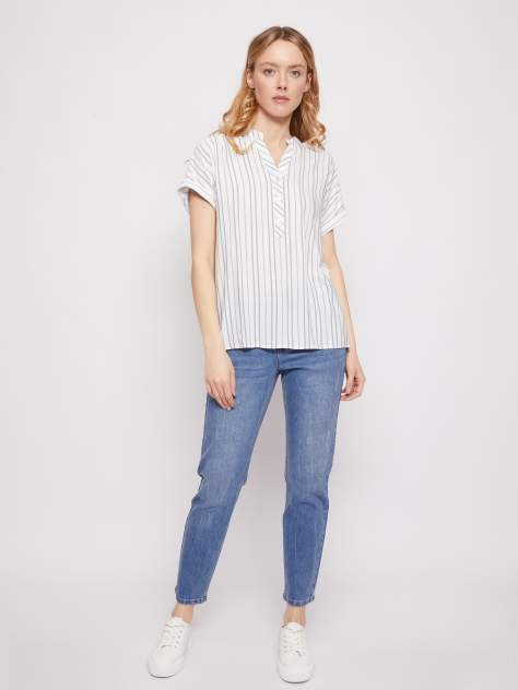 Женская блуза Zolla z02125126210310S0, бежевый