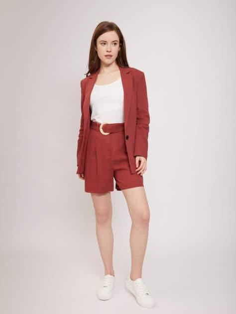 Женские шорты Zolla z0212675340518500, красный