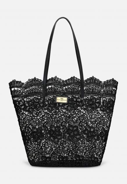 Пляжная сумка унисекс MARC & ANDRÉ BA19-06 черная