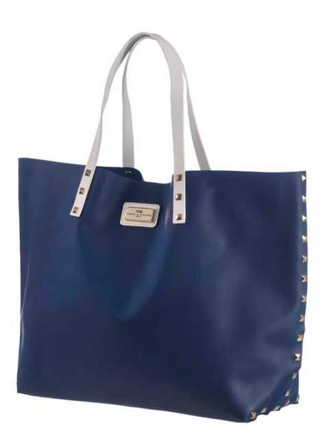 Пляжная сумка унисекс MARC & ANDRÉ BA18-11 синий
