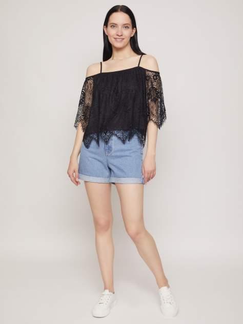 Женская блуза Zolla z02126118Y0539900, черный