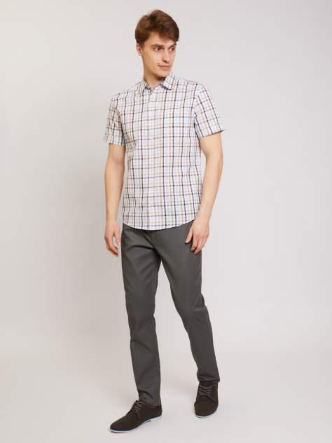 Рубашка мужская Zolla z01125229101319C0 бежевая XXXL