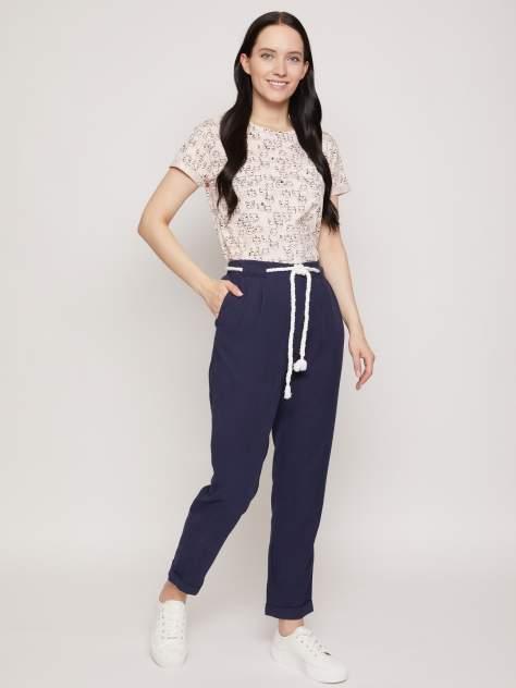 Женские брюки Zolla z0212673723015900, синий