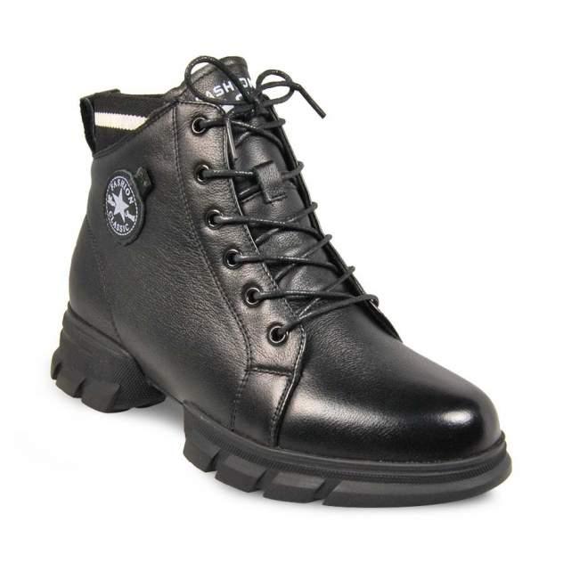 Ботинки женские Baden 105-010 черные 40 RU