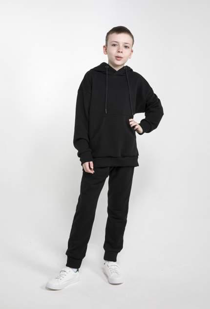 Детский спортивный костюм, МаdbаТ, к0001, р.164, цв. черный