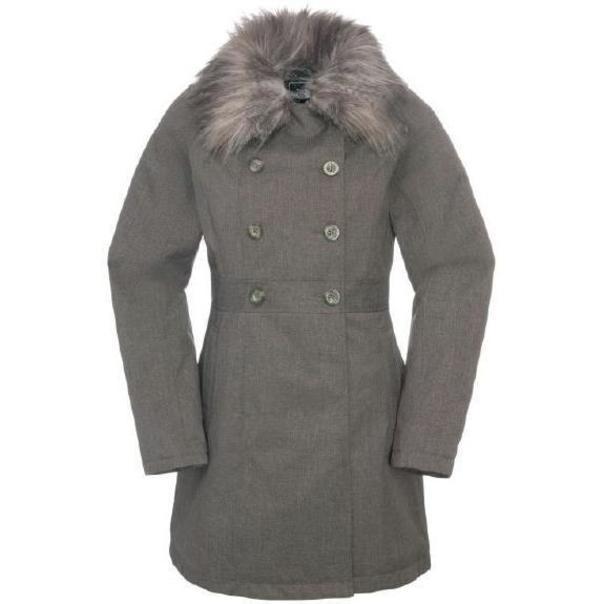 Пальто The North Face Activity Inspired W Boulevard Jacket Graphite grey XL