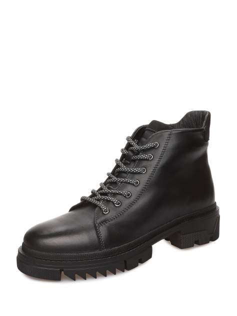 Ботинки женские MAKFLY 118MF-5-1, черный