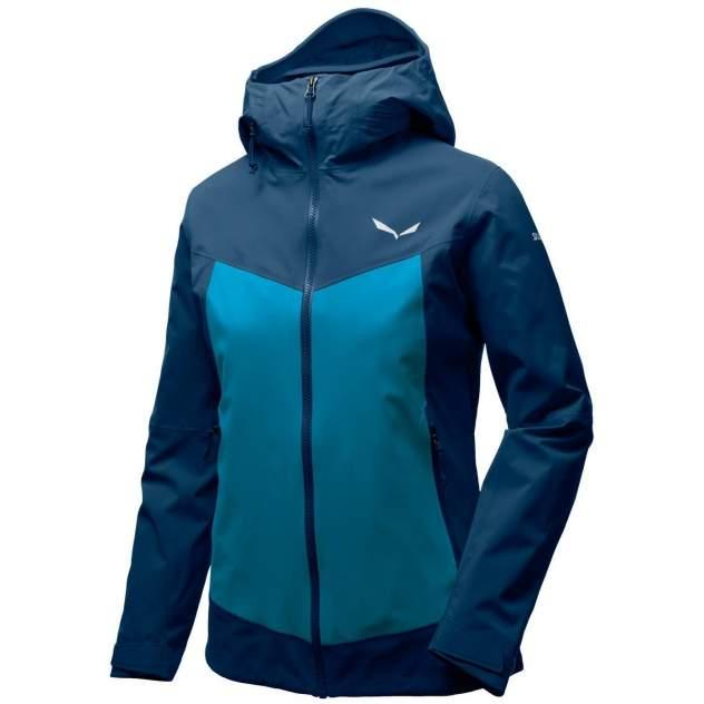 Куртка Salewa Ortles Ptx 3L Stretch W Jkt, синий