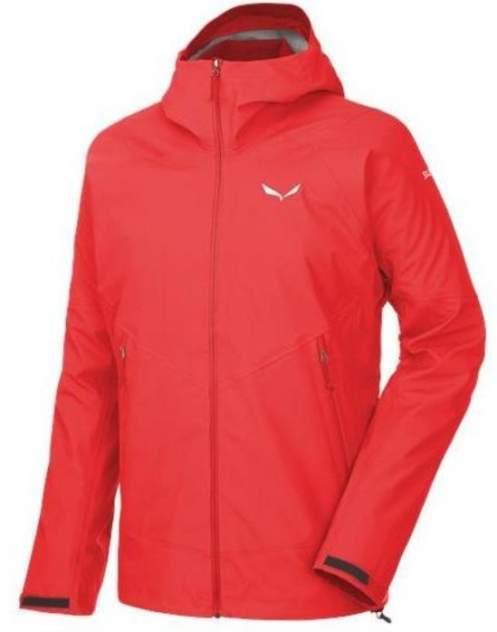Спортивная куртка Salewa Sesvenna Ws Wr W Jkt, красный
