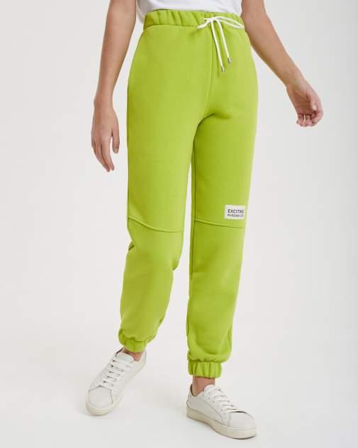 Спортивные брюки женские BARMARISKA /2 зеленые 40-42