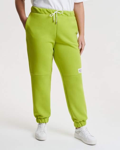 Спортивные брюки женские BARMARISKA /2 зеленые 52-54