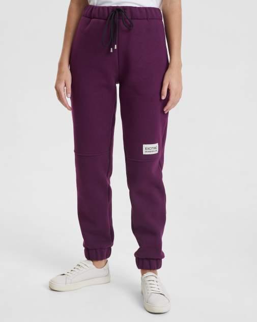 Спортивные брюки женские BARMARISKA /2 фиолетовые 48-50