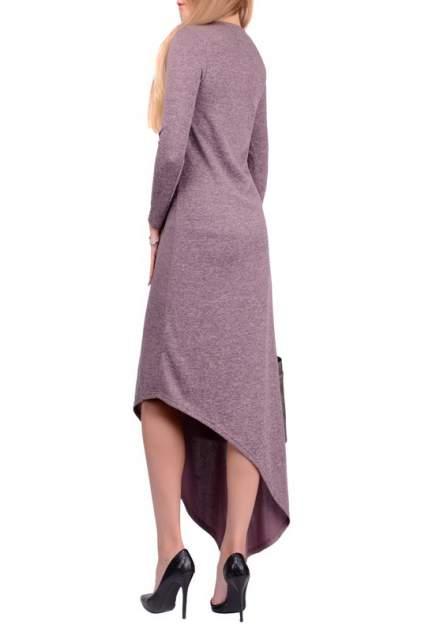 Платье женское FRANCESCA LUCINI F0816-3 фиолетовое 48 RU