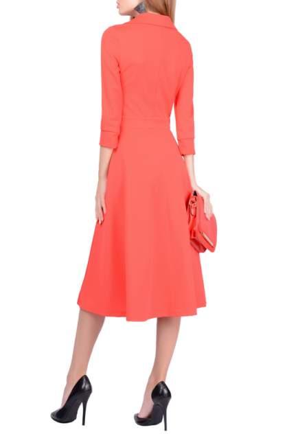 Платье женское FRANCESCA LUCINI F0729-8 красное 48 RU