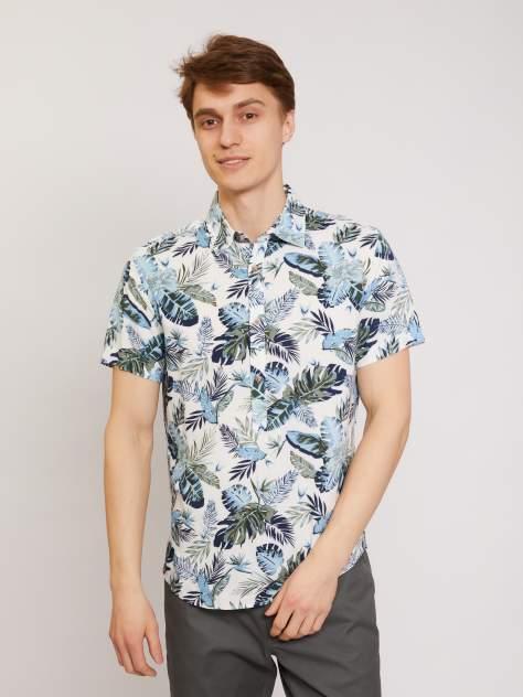 Рубашка мужская Zolla z01126226212175P0 хаки S
