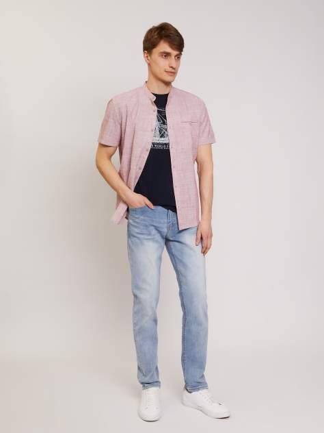 Рубашка мужская Zolla z0112622620633000, красный