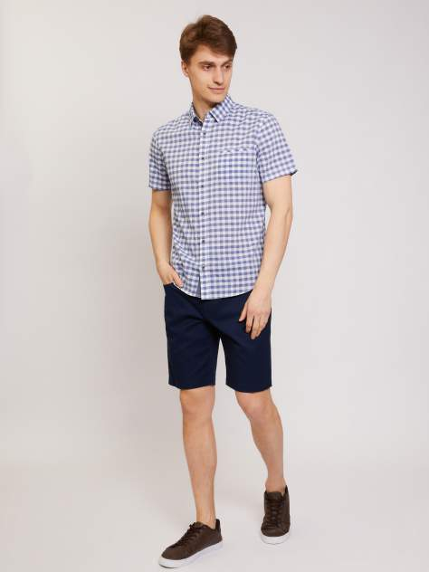 Рубашка мужская Zolla z21126225901301C0, белый