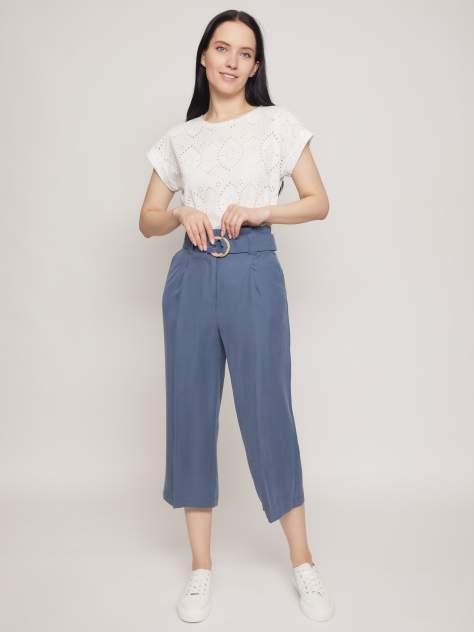 Женские брюки Zolla z0212674593015000, синий