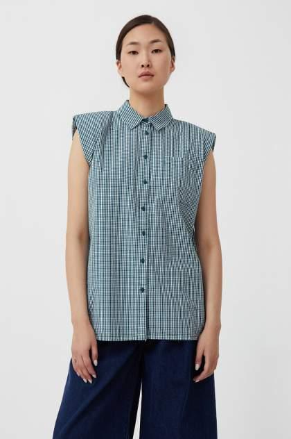 Женская блуза Finn Flare S21-14055, зеленый