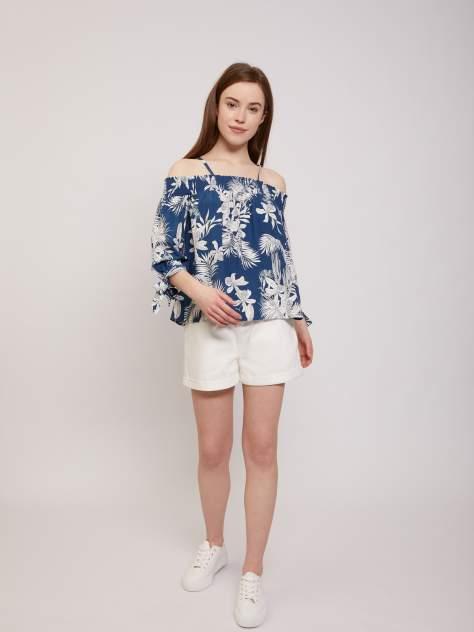 Женская блуза Zolla z02126125902359P0, синий