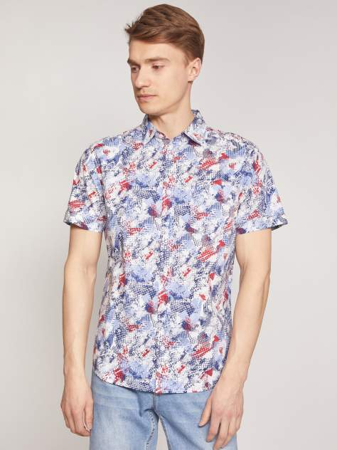 Рубашка мужская Zolla z21125225903101P0 белая M