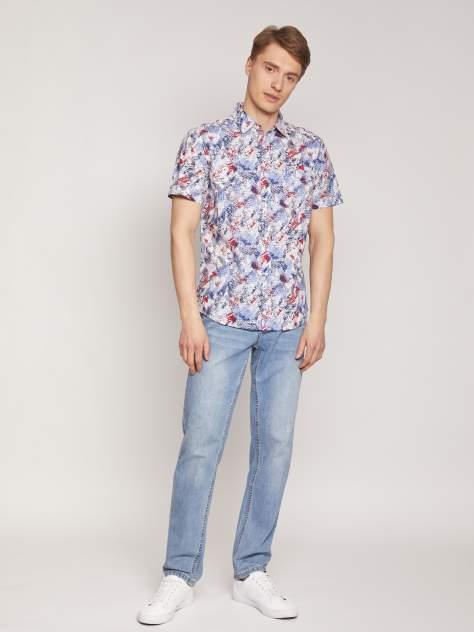 Рубашка мужская Zolla z21125225903101P0, белый
