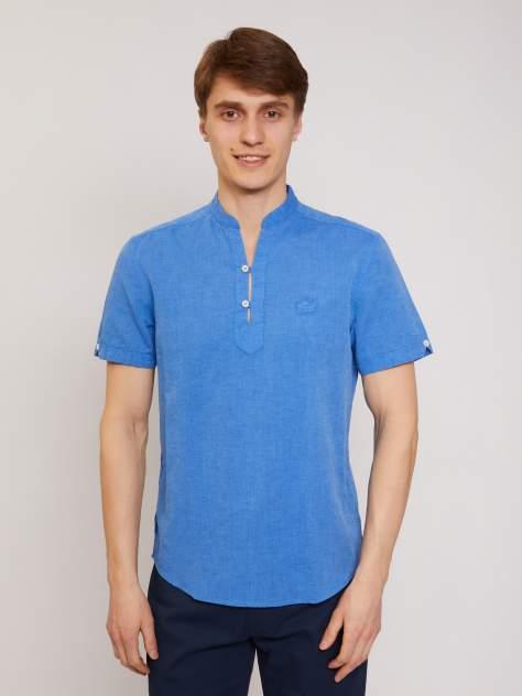Рубашка мужская Zolla z0112522590735100 голубая S