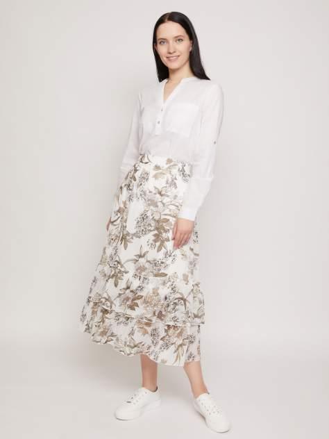 Женская юбка Zolla z02126787Z05110P0, бежевый