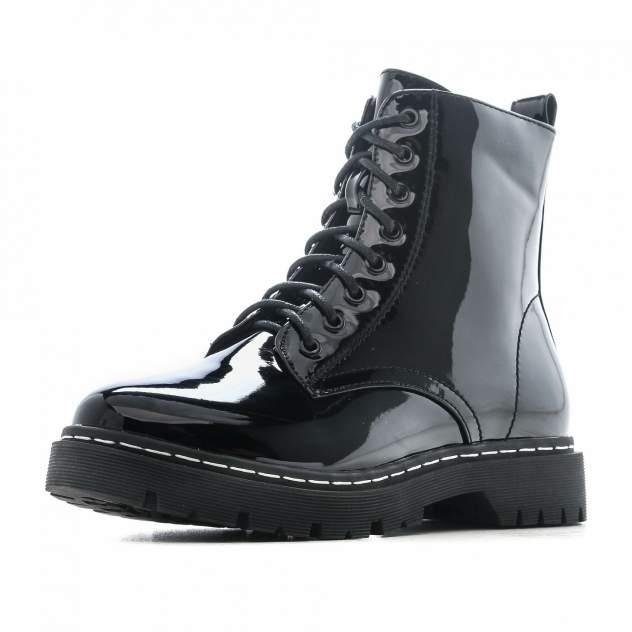 Ботинки детские ZENDEN, цв.черный