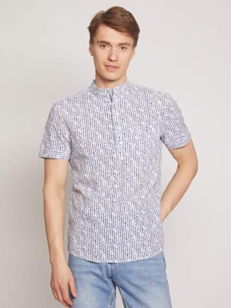 Рубашка мужская Zolla z21126229109101P0 белая L