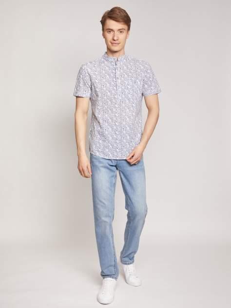 Рубашка мужская Zolla z21126229109101P0, белый