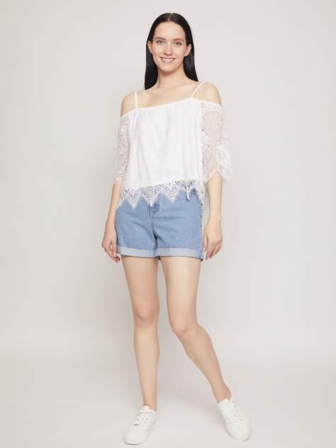 Женская блуза Zolla z02126118Y0531000, бежевый