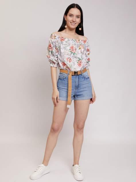 Женская блуза Zolla z02125128Y02310P0, бежевый